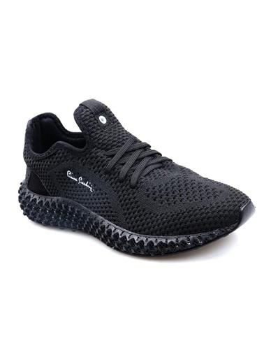 Pierre Cardin Pc-30679 Erkek Sneaker Spor Ayakkabı Siyah